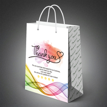 20pcs Paper Bag Gift Bags Packing Biscuits Food bread Cookie Nuts Snack Baking Package Takeout Eco-friendly Bag Custom Made