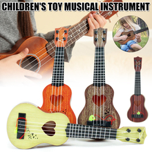 Beginner Classical Ukulele Guitar Educational Musical Instrument Toy for Kids Early Education YS-BUY