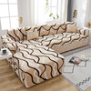 Elastic Sofa Cover High Quality Adjustable sofas Chaise Covers Lounge For Living Room Sectional Couch Corner Sofa Slipcover