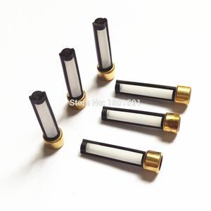Image 3 - Najwyższa jakość 100 sztuk filtr wtryskiwacza paliwa do wtryskiwaczy Volkswagen 06H906036G (AY F1026)