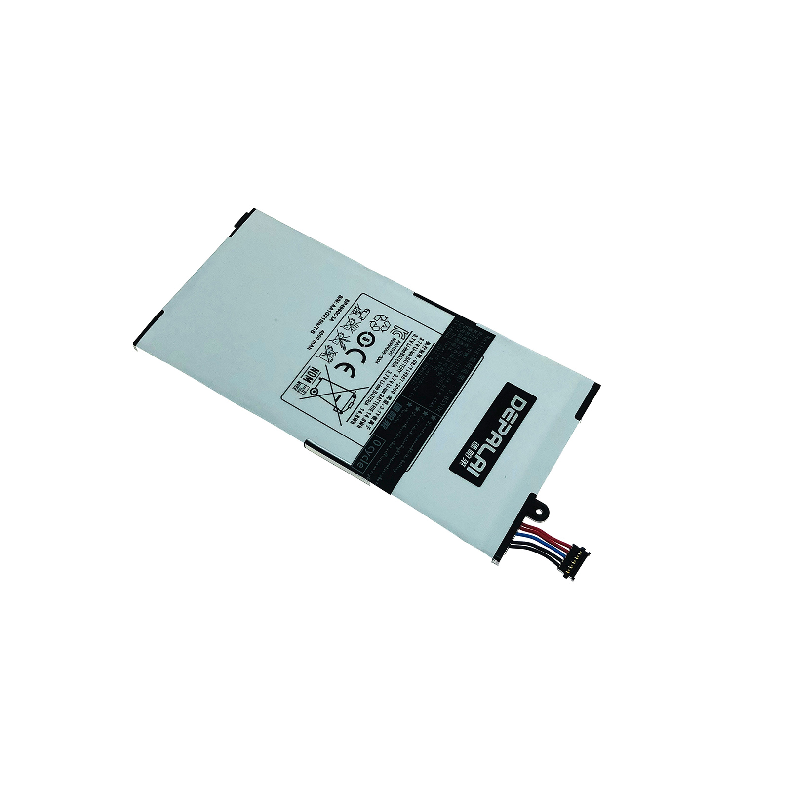 New Tablet Battery SP4960C3A For Samsung <font><b>Galaxy</b></font> <font><b>Tab</b></font> 7.0 7