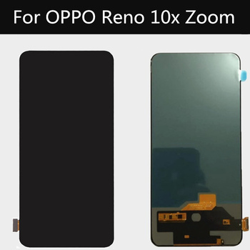TFT LCD For OPPO Reno 10x Zoom LCD Display Touch Screen Digitizer Assembly Replacement for phone 6.6""