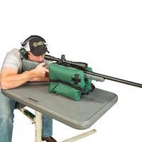 Sniper Rest Schießen Tasche Pistole Vorne Hinten Tasche Ziel Stehen Gewehr Unterstützung Sandsack Bank Ungefüllt Outdoor Tack Fahrer Jagd Gewehr-in Jagdwaffenzubehör aus Sport und Unterhaltung bei