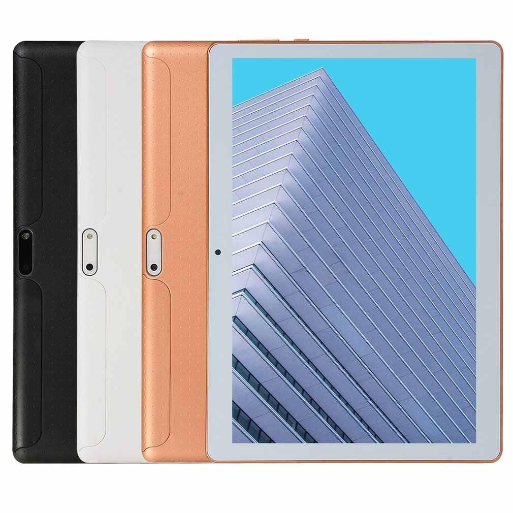 10.1 pouces ordinateur portable Android ordinateur portable Android tablettes Wifi Mini ordinateur Netbook double caméra double Sim tablette Gps téléphone