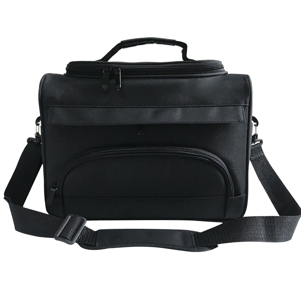 Salon Multifunctional Single Shoulde Zipper Storage Large Capacity Travel Adjustable Hair Stylist Multi Pocket Hairdressing Bag