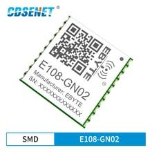 وحدة GPS CDSENET E108 GN02 BDS متعدد وضع تحديد المواقع تتبع وحدة الملاحة NMEA0183 عالية الأداء لتحديد المواقع GNSS