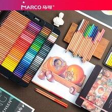M & g marco renoir lapiz 3100 lápis coloridos a óleo 120/100/72/48/36/24/12 profissional pintura a cores desenho esboço arte conjunto