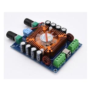 Image 5 - XH A372 TDA7850 4 채널 50W * 4 HIFI 카 스테레오 오디오 앰프 보드 서브 우퍼 앰프베이스 앰프 홈 시어터