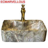 Appoggio Lavatorio Fregadero Bagno Cuba Para Pia Banheiro Waschtisch Banyo Mano Black Salle De Bain Lavabo Basin Bathroom Sink