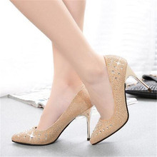New high heels women's shoes pointed stiletto high heels nightclub comfortable womens shoes red bottom high heels wedding shoes pointed toe high heels new arrival white pearl wedding shoes mother of the bride shoes rhinestone comfortable performance shoes