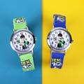 Neue Cartoon Kinder Uhren Jungen Lederband Kinder Armbanduhr Quarzuhr relogio infantil Montre Enfant