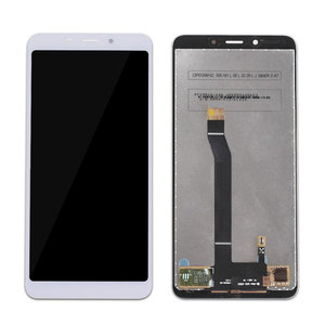 Image 4 - 5.45 inch Original 10 Touch for Xiaomi Redmi 6 6A LCD Display with Frame Replacement Screen for Redmi 6A 6 LCD Screen Assembly