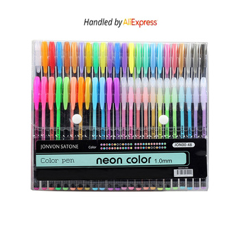 48 colors sketch pen marker painting drawing stationery color brush pen kawaii Art markers stationery crafts brush pens set Gift 1pcs colored art markers dual brush marker pen drawing pen manga marker design pens art painting pens school stationery 96 color