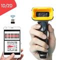 Беспроводной ручной сканер штрих-кодов и QR-кодов K1 Wird 1D/2D PDF417