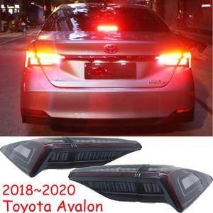 Image 4 - 1 ชุดวิดีโอรถกันชนสำหรับ Avalon ไฟท้ายไฟท้าย + เลี้ยวสัญญาณ + เบรคย้อนกลับ 2018 ~ 2020y อุปกรณ์เสริมสำหรับ Avalon ด้านหลัง
