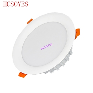 Image 2 - Milight FUT065 FUT066 /12 ワット 18 ワットledダウンライト、rgb + cct AC110 220v輝度調整可能なワイヤレスwifiアプリ制御AC100 240V