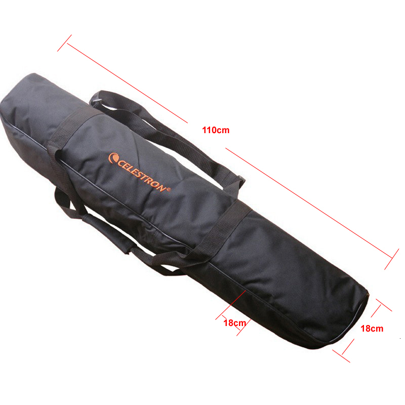 Image 2 - Telescope Carrying Protector Soft Tripod Shoulder Bag Backpack For BOSMA 70/900 80EQ 90/1000 Celestron 70AZ 70EQ 80EQ 90EQ 90AZMonocular/Binoculars   -