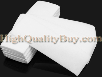 100PCS Removal  Body Cloth Hair Remove Wax Paper Rolls Hair Removal Epilator Wax Strip Paper Hair Removal Tool Accessories