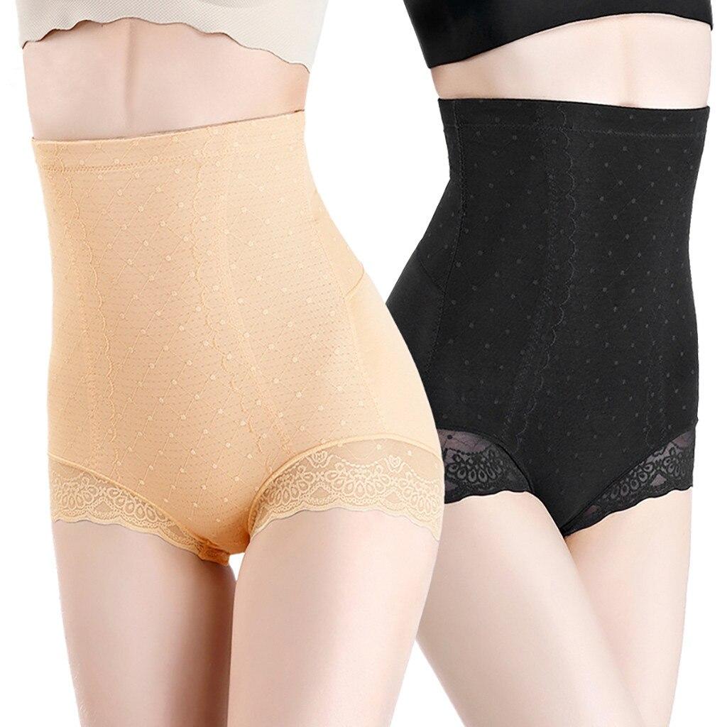 Ladies Womens Body Shaping Waist Sculpting Tummy Trimmer Panty Girdle Underwear