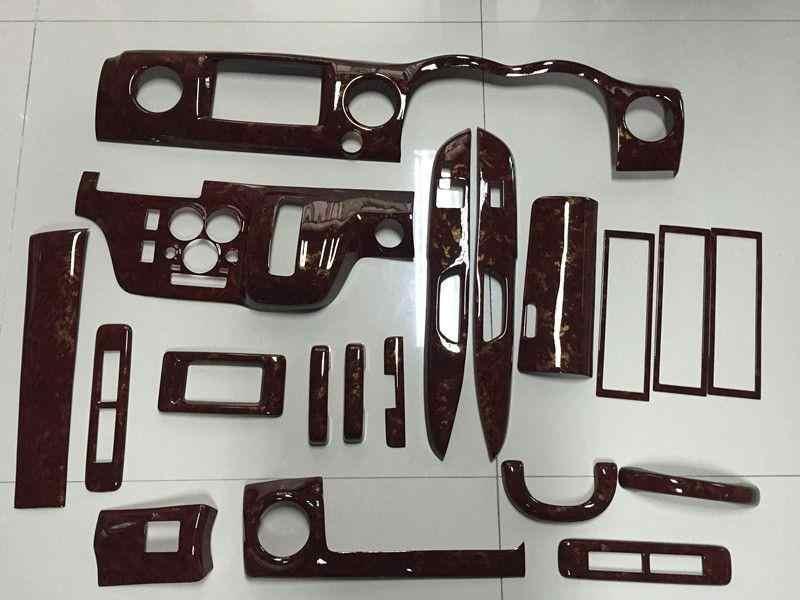 Автомобильные хромированные декоративные аксессуары для nissan Urvan E25 шины хромированные дверные ручки крышки для Urvan
