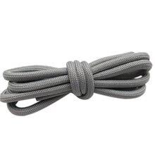 Coolstring однотонные 05 см полиэстер лосось круглые шнурки