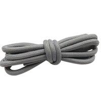 Coolstring sólido 0,5 cm de poliéster salmón ronda cordones de zapatillas Unisex los hombres de las mujeres zapatillas de deporte finos corriendo Cordón de colores cuerda cordones