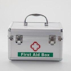 Kits médicos Home GHD, kits de múltiples capas para el hogar, kits de primeros auxilios, cajas de visitas médicas, kits de emergencia, bolsas de salud