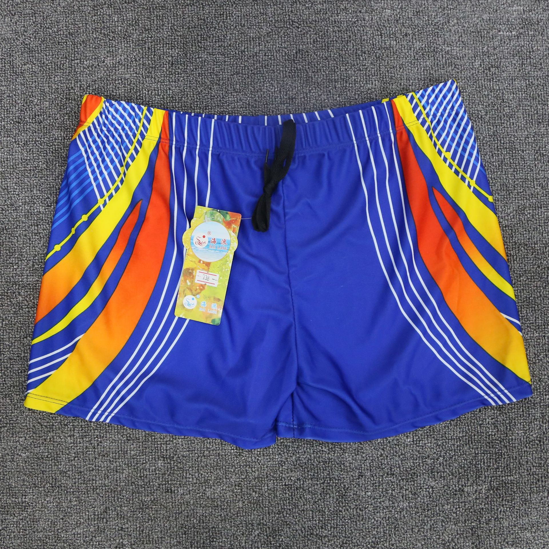 MEN'S Swimming Trunks Men AussieBum Loose-Fit Lace-up Men's Swimming Trunks