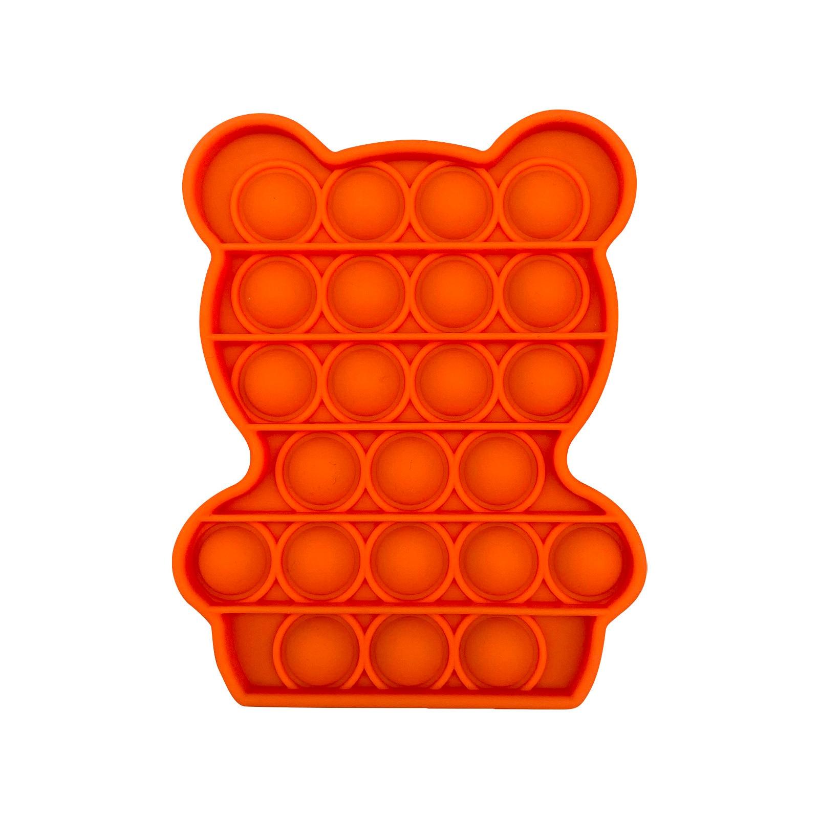 Toys Adult Needs Pops-It-Fidget Anti-Stress Push-Pops Bubble-Sensory-Toy Funny Squishy img4