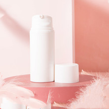 15g 30g 50g cone shape acrylic cream container pink cosmetic cream bottle cosmetics packaging pot tin skin care makeup can Emulsion Pump Bottle Plastic Cosmetic Jar Empty Container Refillable Portable Travel Cream Shampoo Lotion Pressed Spray Pot