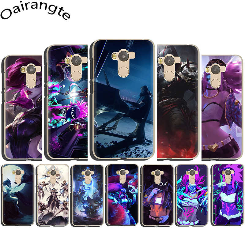 League of legends Hard telefoon Case voor Redmi 4A 4X5 6 EEN Plus Pro 7 GAAN Note 4 4X5 6 7 8 Pro 5A Prome 7A K20 Pro