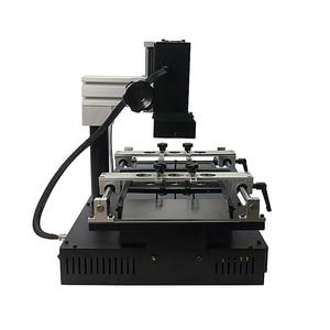 Image 3 - LY IR8500 V2 BGA Rework Station with PCB brackets solder balls stencils welding flux upgrade from IR6000 IR6500 mobile repair