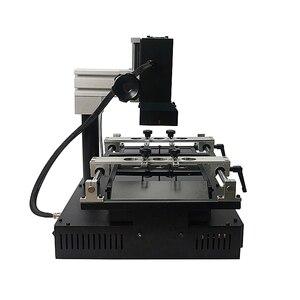 Image 3 - LY IR8500 V2 بغا محطة إعادة العمل مع ثنائي الفينيل متعدد الكلور بين قوسين لحام كرات الإستنسل لحام تدفق ترقية من IR6000 IR6500 إصلاح المحمول