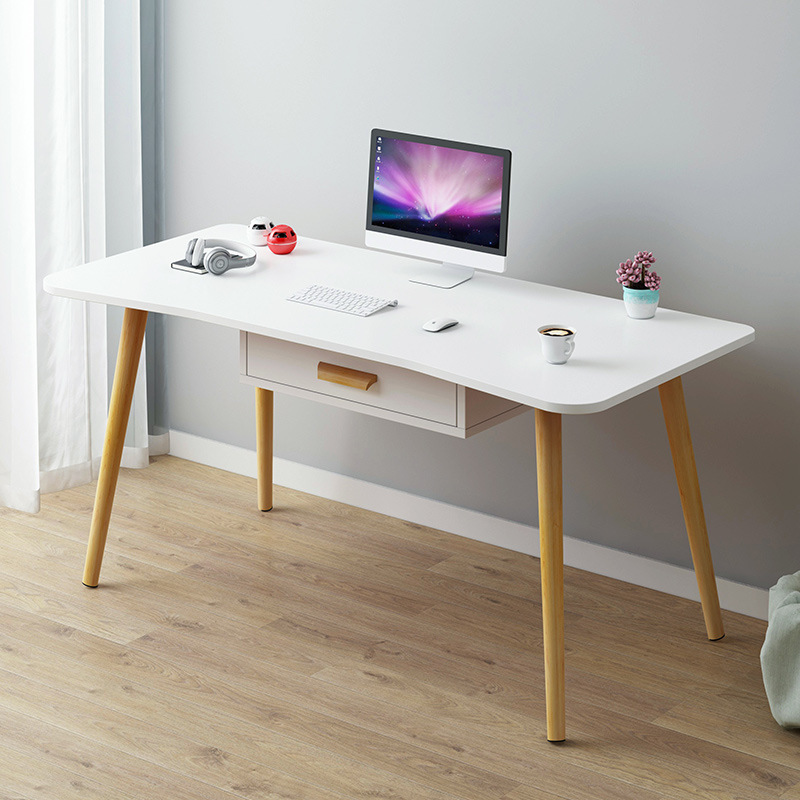 Wholesale Table Desktop Computer Desk Table Household Minimalist Modern Economical Desk Students Bedroom Learning Writing Desk