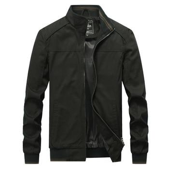 Men High Quality Bomber Jackets Coats Autumn New Male Fashion Military Clothing Jacket Overcoat Men's Casual Jackets