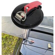 1 Piece Heavy Duty Vacuüm Zuignap Plaat Anker Camping Tarp Accessoire Voor Auto Side Luifel Outdoor Camping Gear Tool