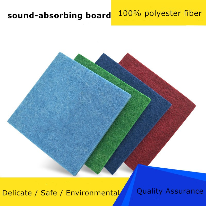 8Pcs 300x300x9mm  Soundproofing Board Studio Acoustic Panels Studio Board Wedges  Soundproof Absorption Treatment Panel