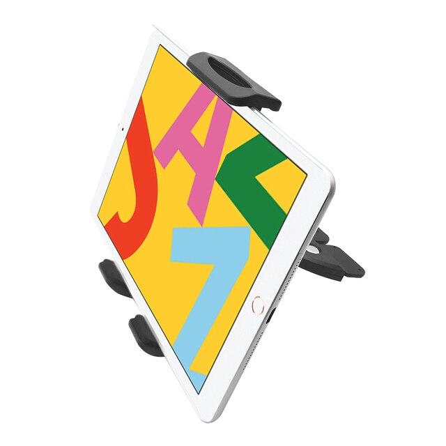 """Uniwersalny 7 8 9 10 """"uchwyt samochodowy tablet PC samochód Auto CD uchwyt Tablet PC stojak na iPad 2 3 4 5 6 Air 1 2 Tablet uchwyt samochodowy"""