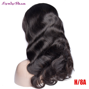 Wigs for women Brazilian Lace Front Human Body Hair Wigs Remy Hair 180% Density Natural Color 13*6 Lace Front Wigs Free Shipping