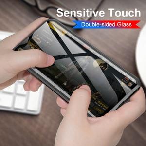 Image 5 - 360 magnetische Adsorption Flip Telefon Fall auf Für Huawei Ehre 9X 20 Pro 20 Lite 10 Licht Zurück Abdeckung Für honer 9 X X9 Honor9X Fällen