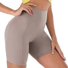 Shorts de sport pour femmes, cycliste, vélo, 2021 Spandex, leggings, pour entraînement, Fitness