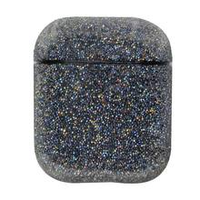 Bling Glitter paillettes dura di caso per Apple Airpods auricolare Bluetooth senza fili 746D(China)