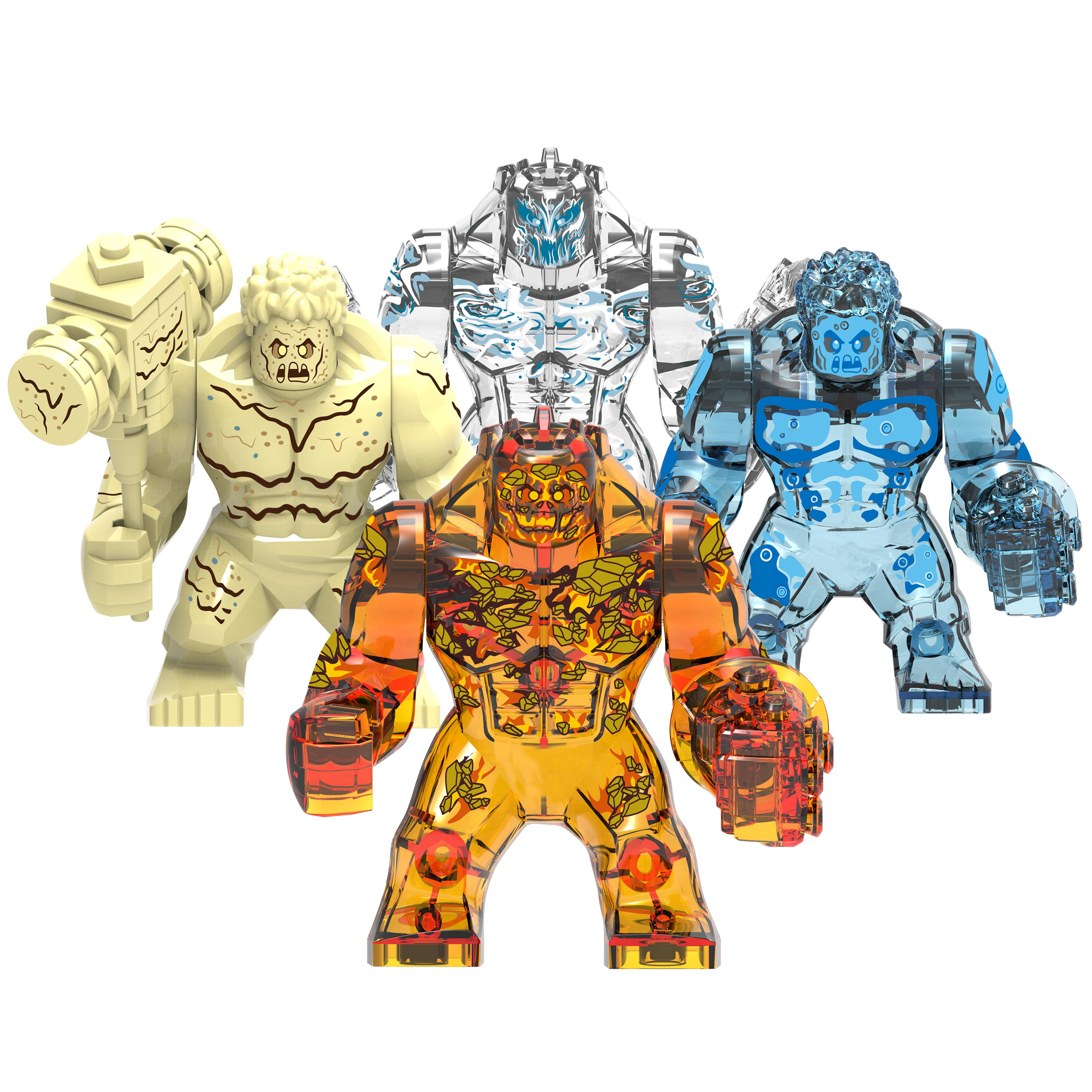 Image 5 - Big Size Hulk Marvel Avengers Endgame legoed Superheroes Hulkbuster Ironman Spiderman Thanos Building Blocks bricks Toy For Kids-in Blocks from Toys & Hobbies