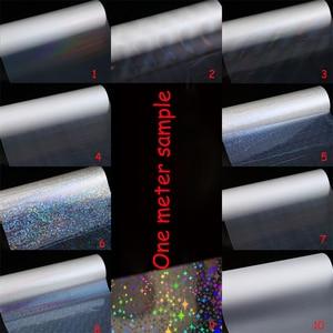 "One MeterTransparent Laminating Film 31CM width for Sample Laminating Film Bopp Glue-based 1 Roll 1"" (25.4mm) core for laminator(China)"