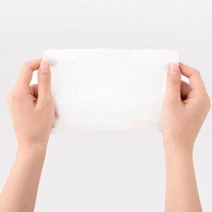 Image 2 - Youpin 휴대용 의료 알코올 소독 태블릿 알코올 패드 면봉 깨끗한 가정 메이크업을위한 피부 항균 닦아 외부