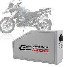 Ящик для инструментов декоративный для левого кронштейна 5 литров алюминиевый R1200GS ящик для инструментов для BMW R1200GS LC Adventure R 1200 GS 2013