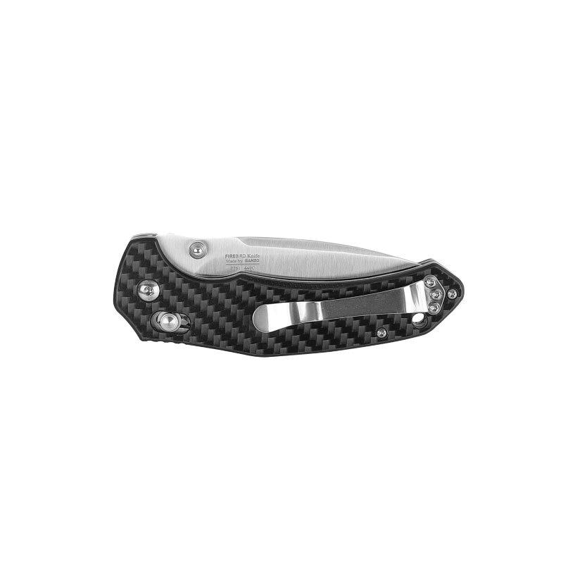 Firebird Ganzo F7611 440C G10 or Carbon Fiber Handle Folding knife Survival Camping tool Pocket Knife tactical edc outdoor tool