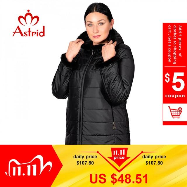 Hotsaleの冬のジャケットの女性ショートフード付きプラスサイズ暖かい袖口毛深い女性ジャケットたてがみ服ウクライナジャケットam 2059