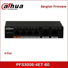 Dahua PFS3006-4ET-60 commutateur PoE 4 ports (non géré)