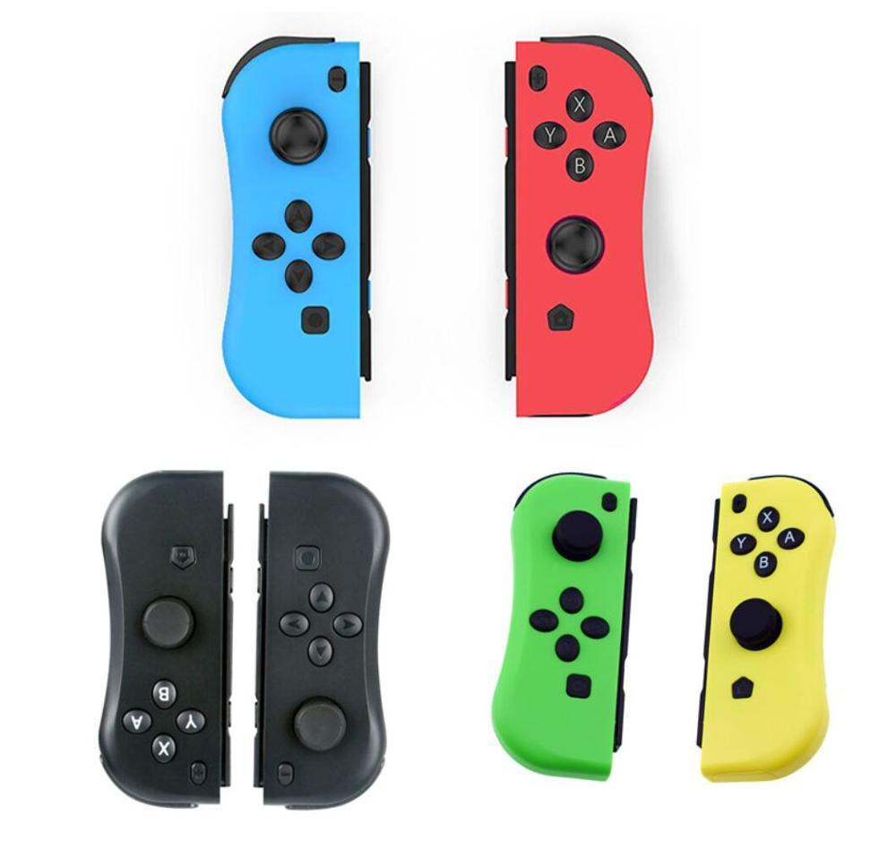 Bluetooth Wireless Gamepad Game Controller For Nintend Switch Pro Joy Game con Console Gamepad Joypad
